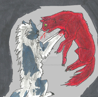 Warrior Cats- Falling Souls Part 14 by spiritdaughter