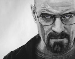 Walter White - Heisenburg - Breaking Bad by kyllerkyle