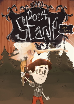 Video Game: Starring You - Don't Starve with Lara by Mewi-or-Melody-Wind