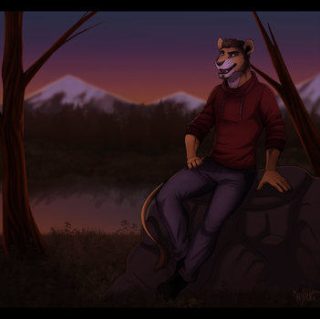 Walk through the woods [trade] by MadDogVII