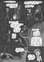 Depths of Hell: Page 3 by MidnightQuill