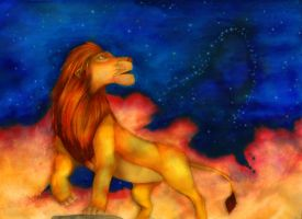 The Lion King by girlngreen7