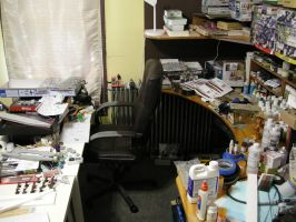 Paint Area 8-28-2015 by Bang-Doll-SSI