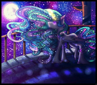 Lullaby for a Princess by RainsRandomness