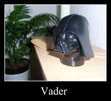 Vader by TheFlyingHeart