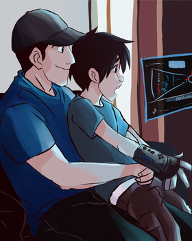 video games by sibandit