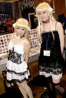 Freya and Chibi Chii Take On ACen by NYAHproductions