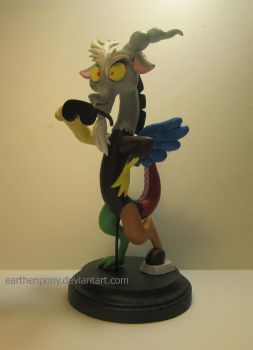 Discord Commission by EarthenPony
