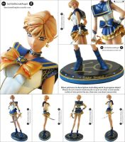 Custom Musical Sailor Uranus Garage Kit by ImHisEternalAngel