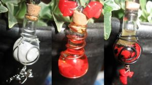 Dragon Phylactery Collection 1 by mistressjera
