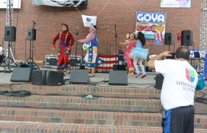 Puerto Rican/Latin Festival, The Funny Side 19 by Miss-Tbones
