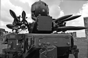 Missiles At The Ready by Estruda
