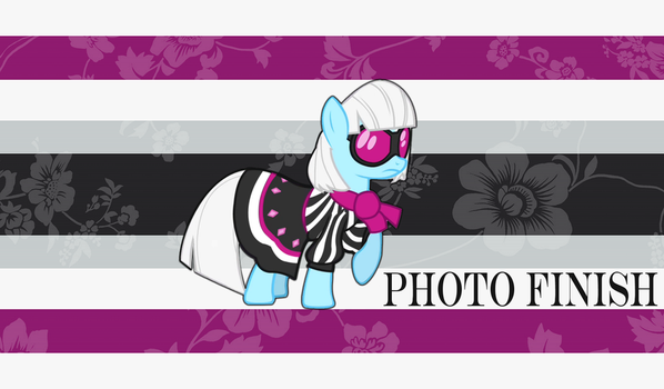 Photo Finish Wallpaper by StrawberryHollow