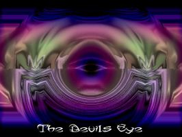 The Devils Eye by Korn-Sickness