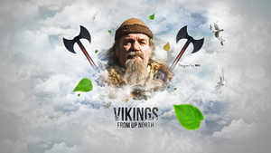 Vikings - From Up North by NINJAIWORKS