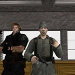 foreshadow10 and DamianHandy in Resident Evil 1.5 by foreshadow10