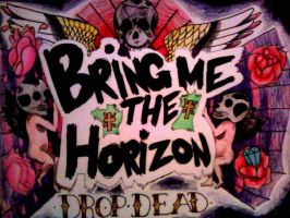Bring Me the Horizon banner by FLYleafxpiano
