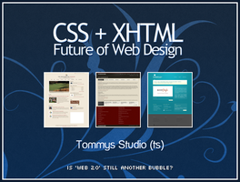 Future of Web Design by tommyswf