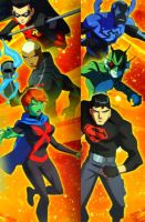 Young Justice Invasion by Alexander514