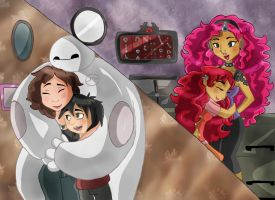 BH6: The One's Who Guide Us by BerrieBlosym
