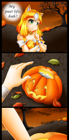TI: The Pumpkin of Life by Demonshark151