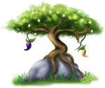 Qitor Tree -- FerrePets.com by Perocore
