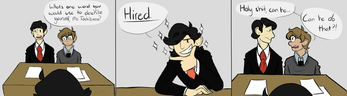 Hired by asymmetric-ace