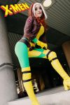 X-Men Battle Ready by SugarBunnyCosplay