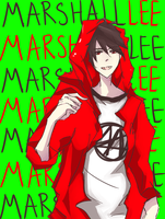 marshall lee by rierierierie