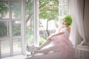Macross Frontier - Ranka Lee by miyoaldy