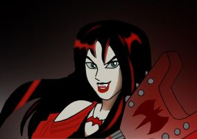 Hex Girls - Thorn by darthdac