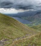 Over Wast Water by SilverMixx