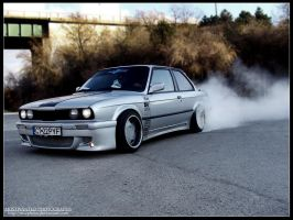 BMW E30 X by MWPHOTO