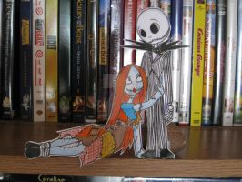 Sally and Jack :PaperChildren: by Yuffie1972