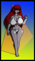 Golen girl by Animewave-Neo