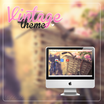 Vintage theme :) by HillyTutorials