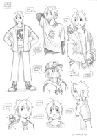 Meago sketches by meago