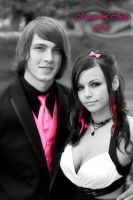 Mason and Chelsi 2010 by Anachronist84