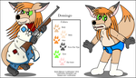Domingo Simple Ref 2014 by LordDominic