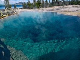 Yellowstone National Park #7 by KRHPhotography