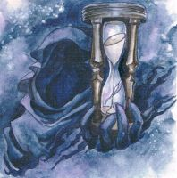 The Hourglass by Toradh
