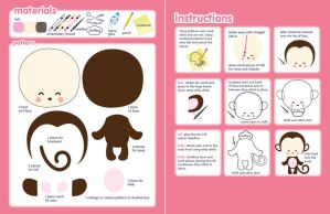Cute Plushie tutorial by minercia