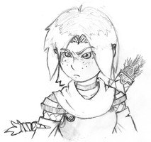 IG2 Young Terran of Dharti by JofJAX