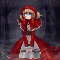Red Riding Hood by Next--LVL