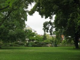 large park nestled around lake constance by little-one-girl