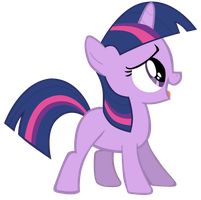 Filly Twilight Vector by WillowTails
