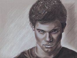 Jacob Black by WitchiArt