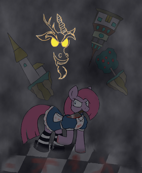 Pinkie Madness Returns by RB-Gameaddict