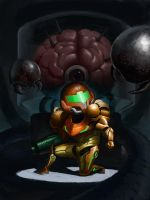 Metroid by Dr-Adri