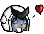 Ratchet love by Comics-in-Disguise